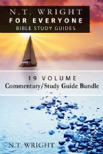 Laridian - N  T  Wright for Everyone Bible Study Guides