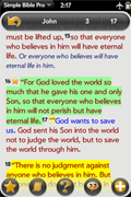 Simple Bible Pro Screen Shot