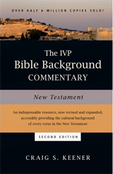 IVP Bible Background Commentary NT 2nd Ed cover