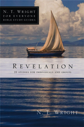 NT Wright for Everyone Study Guide Revelation cover