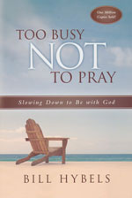 Too Busy Not To Pray cover